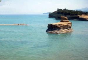 Sidari spiaggia