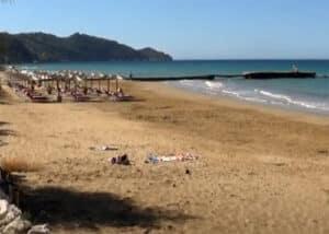 arrilas spiaggia