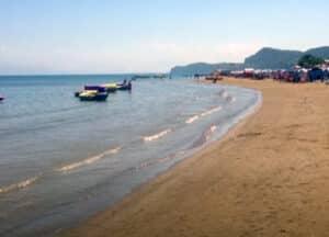 sidari-spiaggia